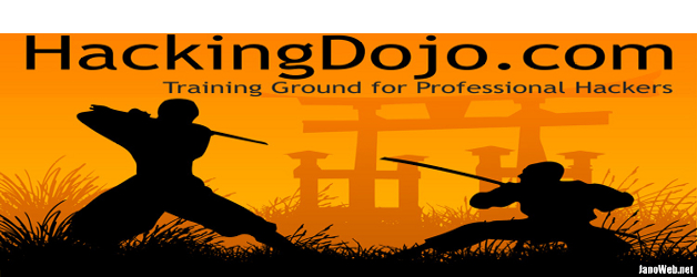 The Hacking Dojo Logo